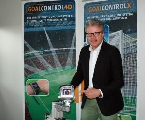 Dirk Broichhausen - GoalControl