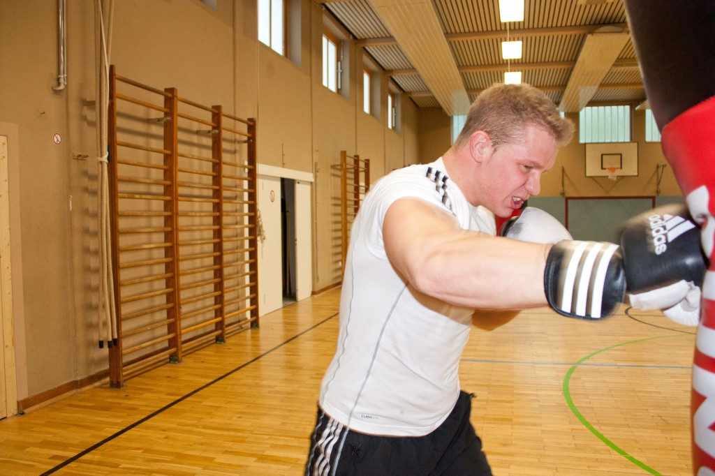 Boxer Max Keller im Interview