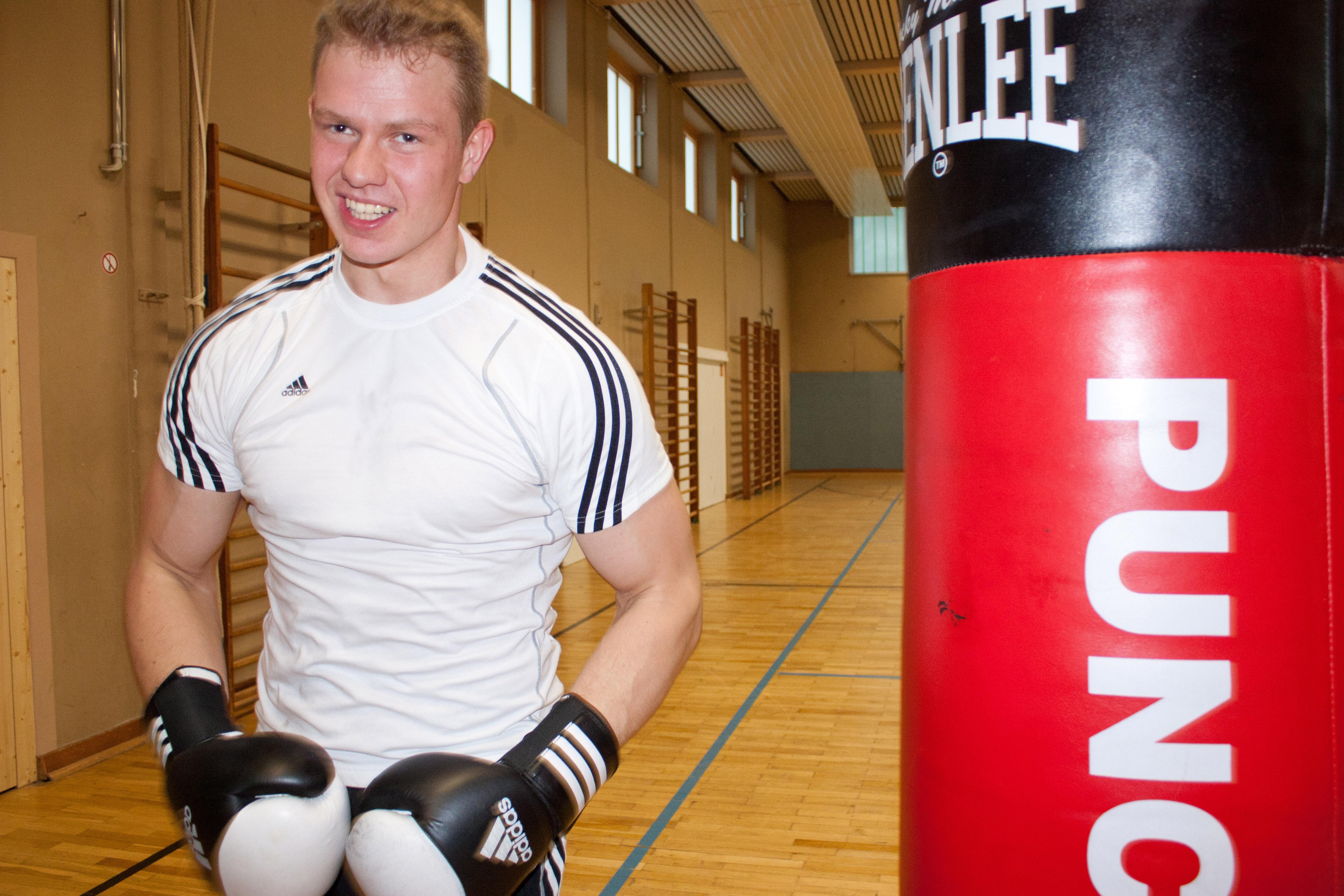 Boxer Max Keller im Interview