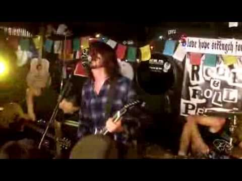 Foo Fighters con tutti, oder: Clubsterben in Aachen