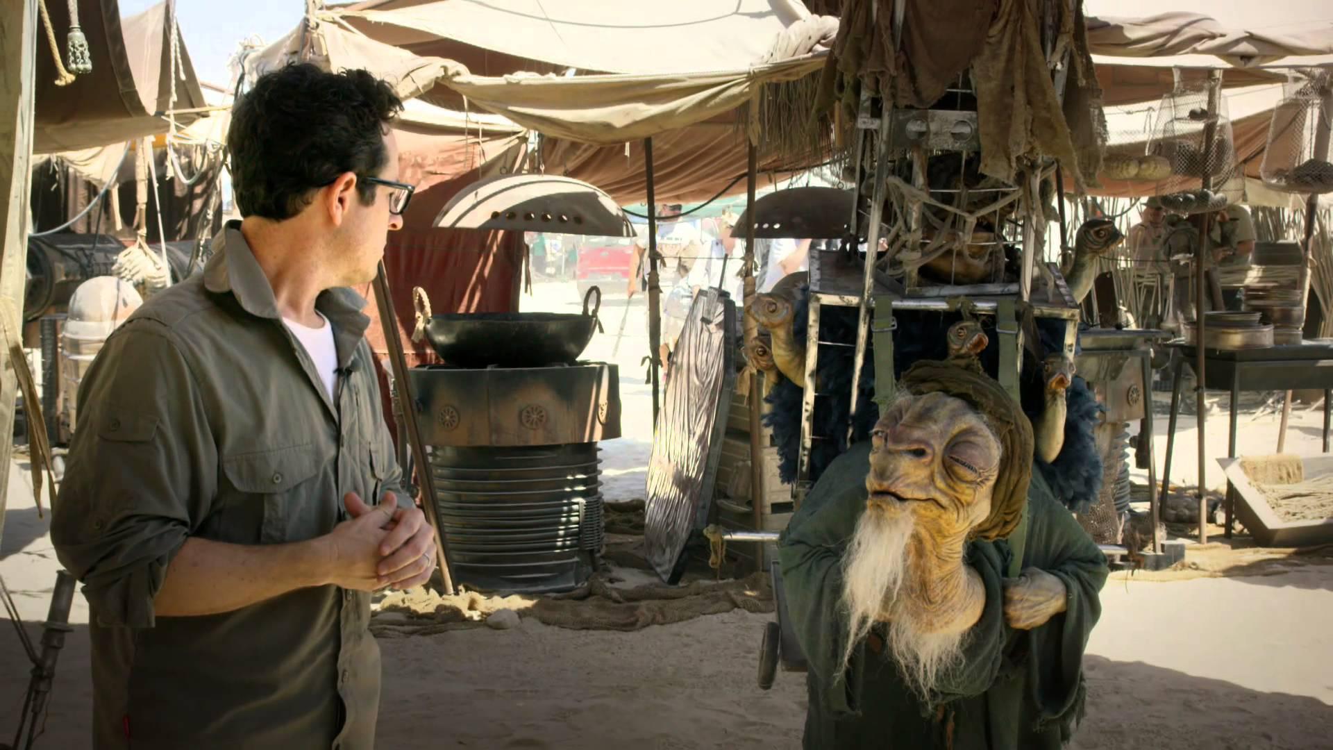 J.J. Abrams — Star Wars: Force for Change | Video zum Wochenende